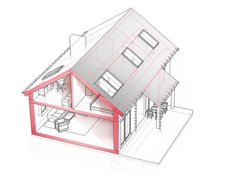 Instalación agua, gas, electricidad | construcaste